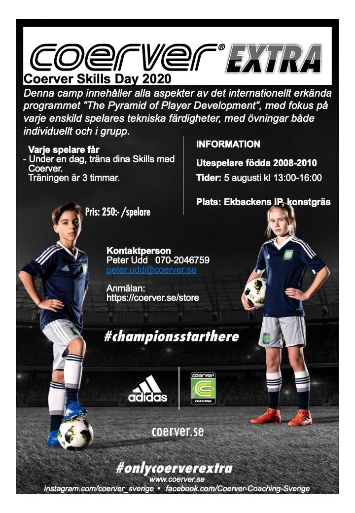 Skillsday Arboga 5/8 2008-2010
