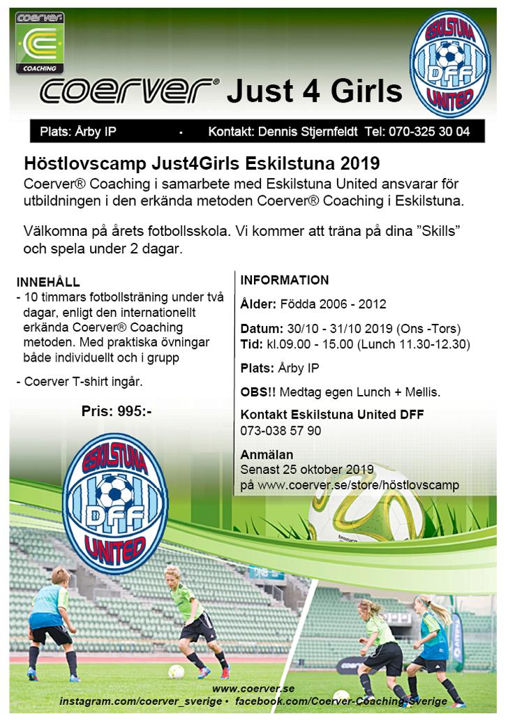J4G - Höstlovscamp Eskilstuna