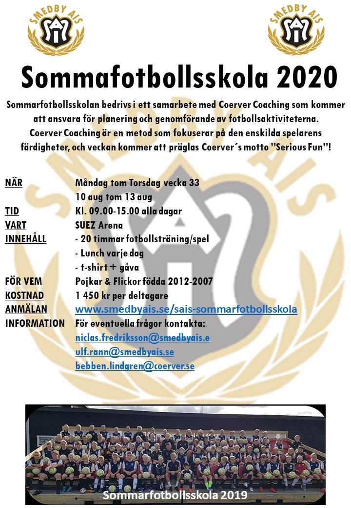 Smedby AIS Sommarfotbollsskola 2020 v33