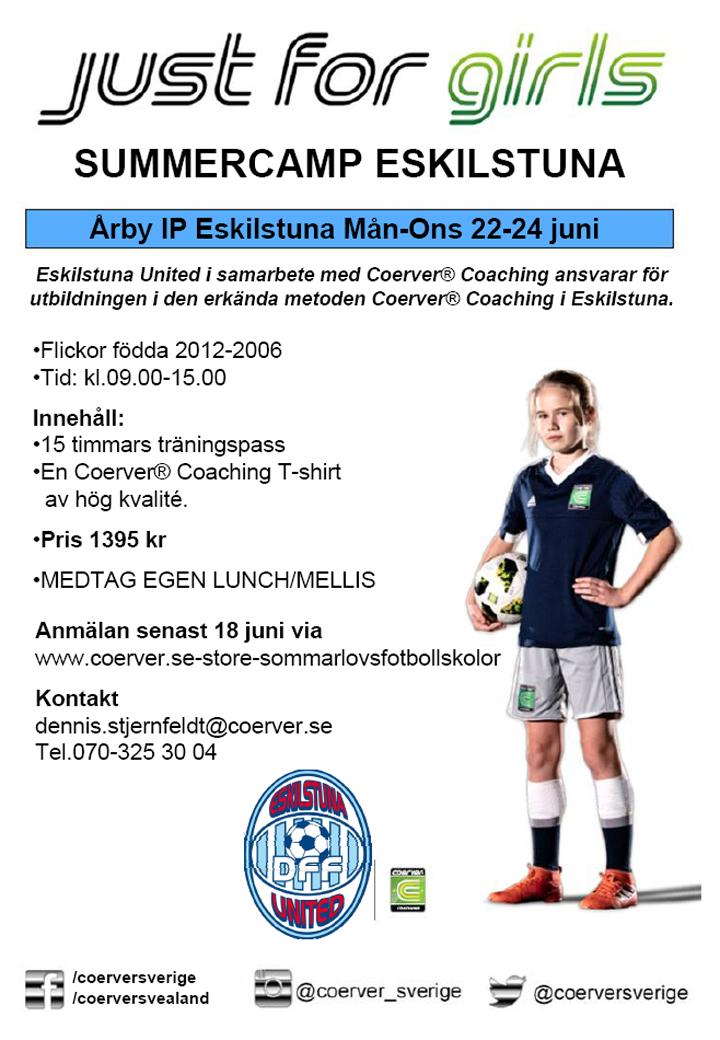 Summercamp J4G - Eskilstuna