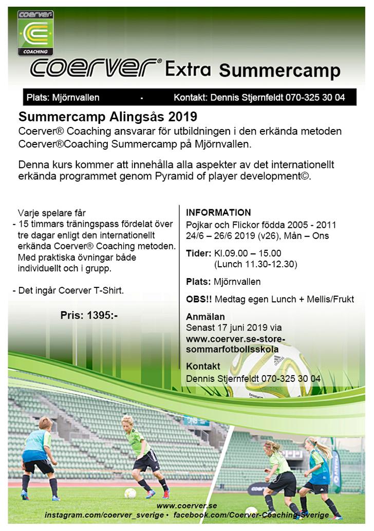 Summercamp Alingsås