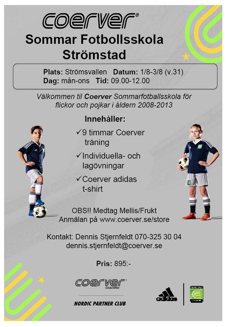 Summercamp Strömstad