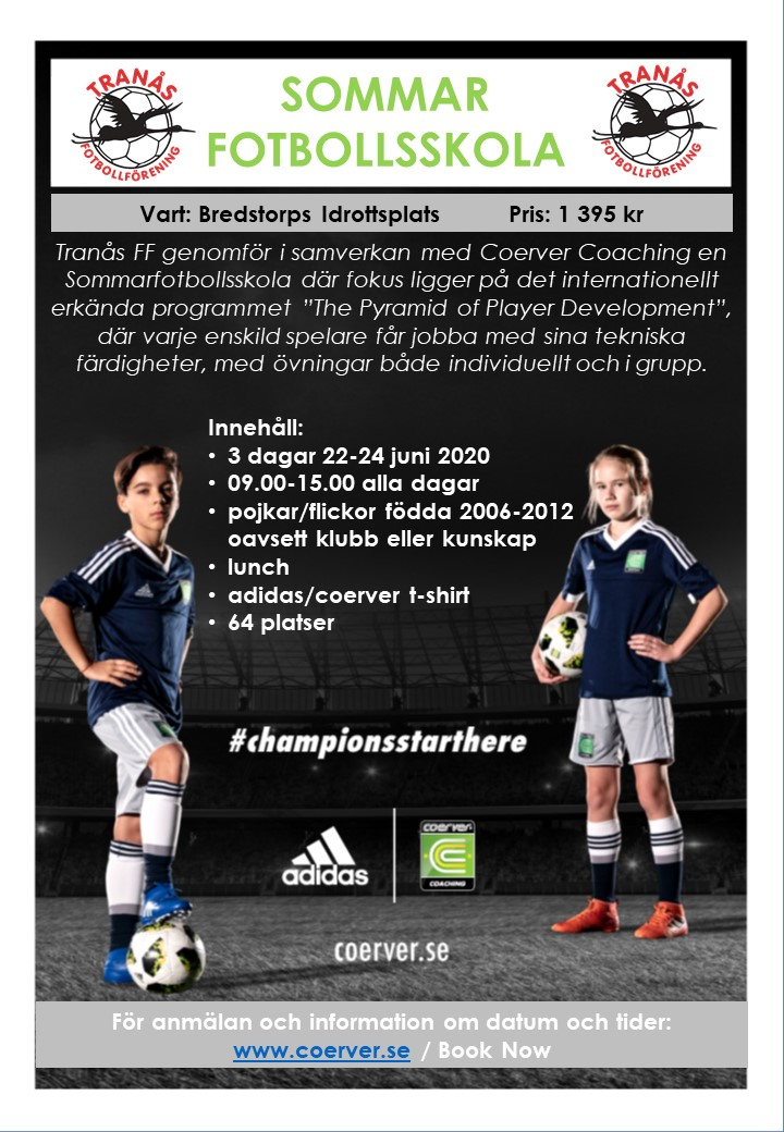 Tranås FF Sommarfotbollsskola 2020 v26